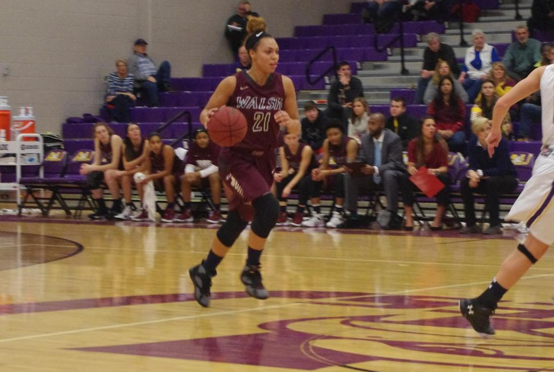 Walsh Women Host Findlay For Senior Night