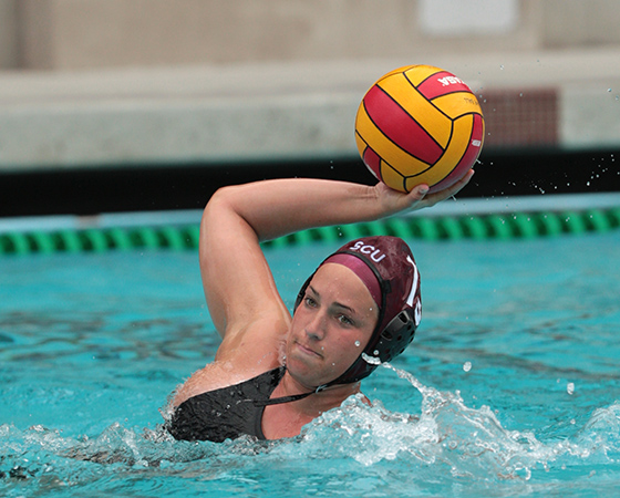 Santa Clara Water Polo's Home-Opener is Saturday at 4 p.m.