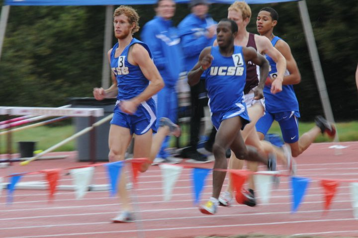 UCSB's Decathletes Shine in Northridge Invitational