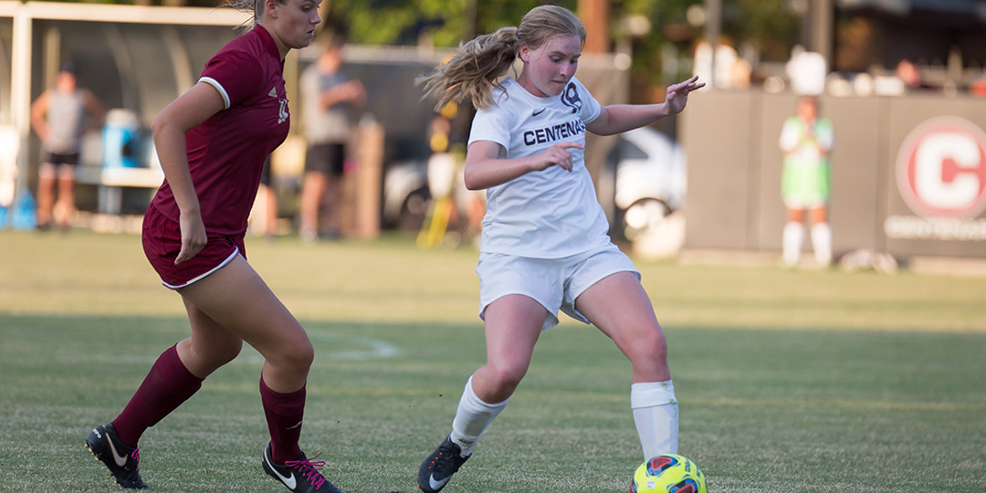 Ladies Soccer Nets a Pair in Second Half, Remains Undefeated in Shreveport
