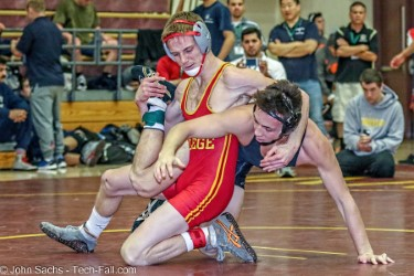 CCCAA State Wrestling Championships (Day 1)
