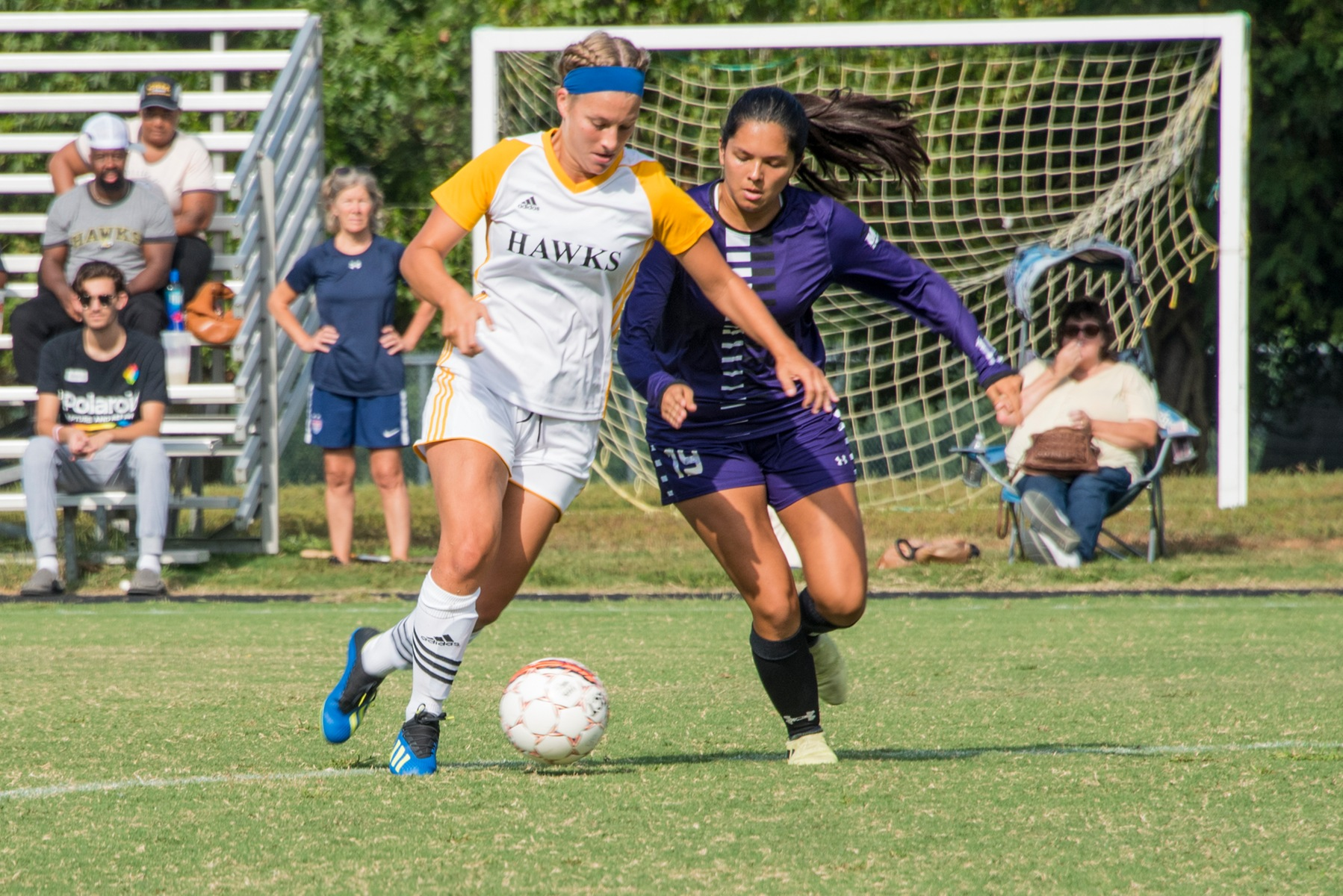 Hawks Offense Takes Flight in 6-0 Win Over Cecil College