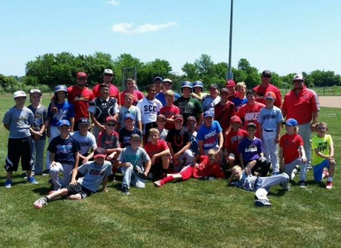 Photo for Baseball Camps!