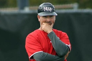 NWF State falls to Santa Fe, faces elimination Sunday