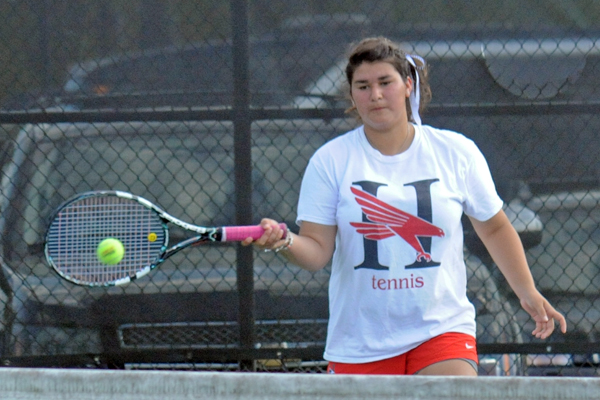 Huntingdon women's tennis bounces back against N.C. Wesleyan