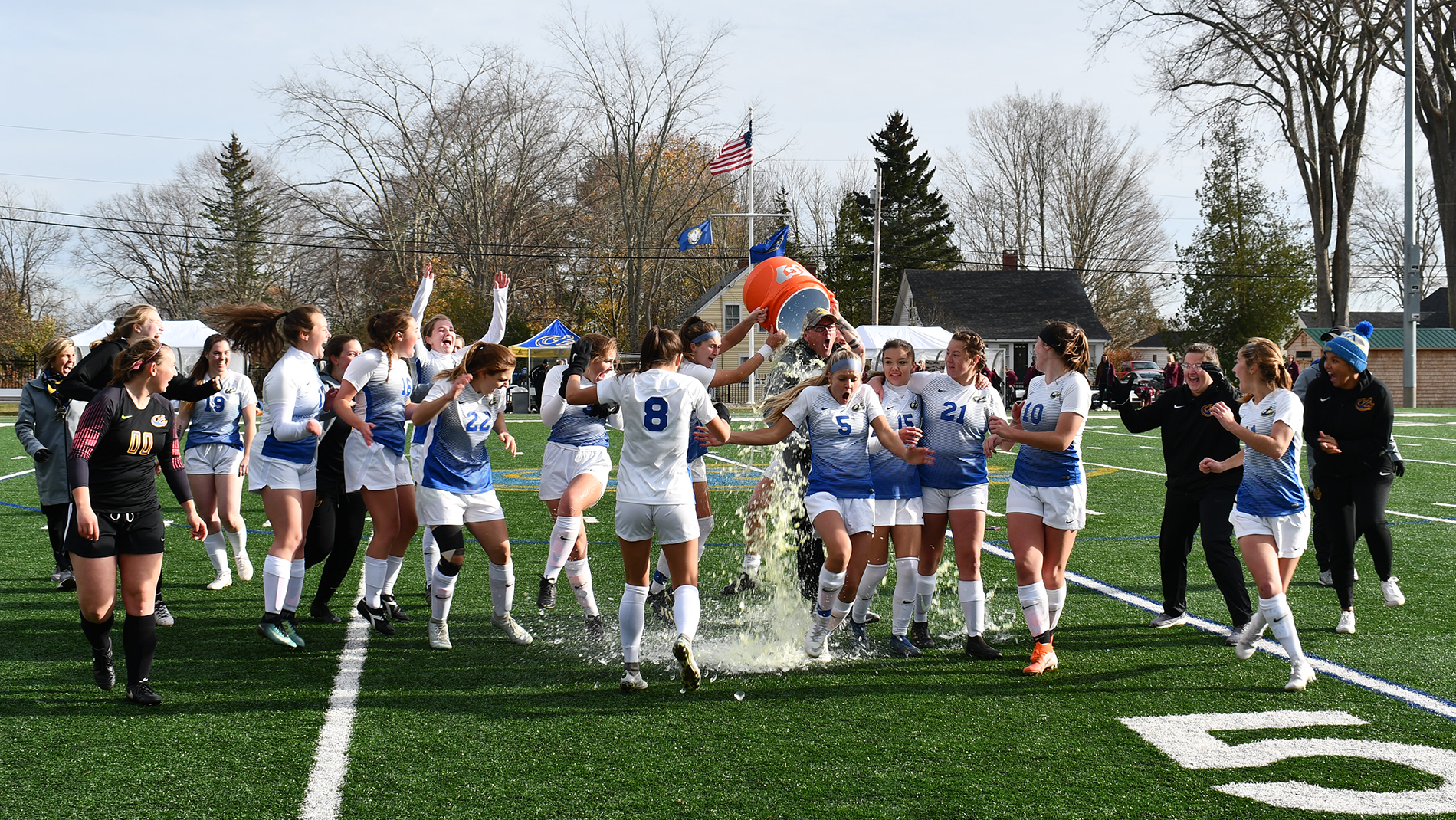 Women's Soccer Will Take on Amherst in NCAA First Round