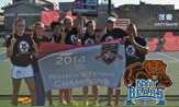 Women's Tennis, Oct 24 & 25