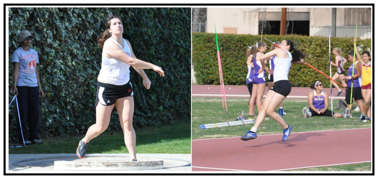School Records, Solid Marks During SCIAC Meet