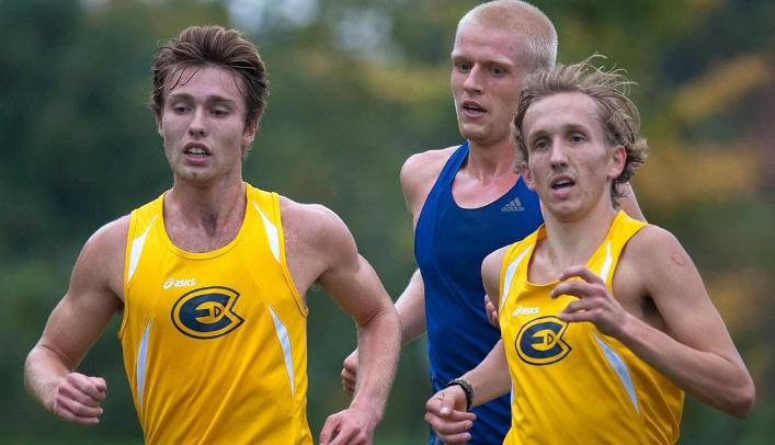 Men's Cross Country Takes Fourth at Blugold Invitational