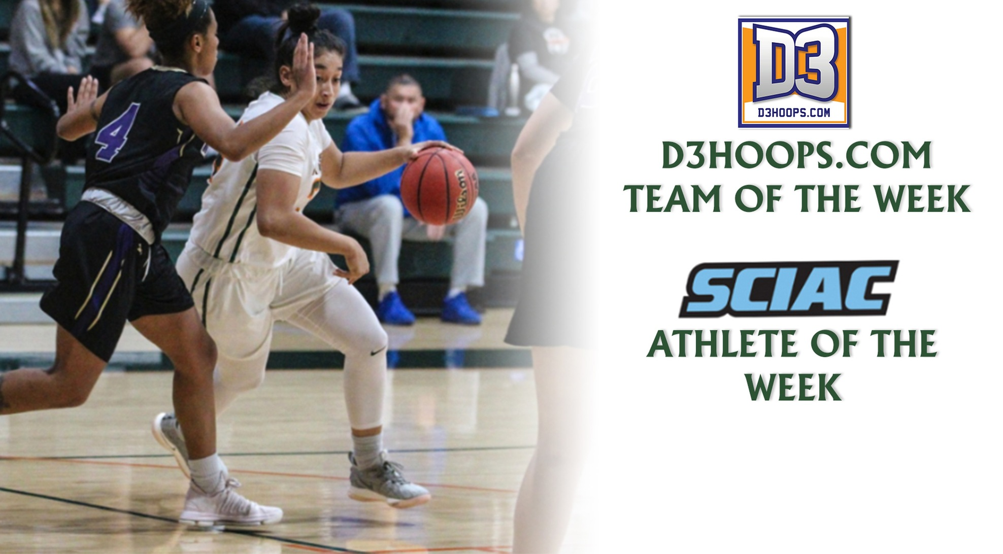 Garcia Silva named to D3 Team of the Week, SCIAC AOW