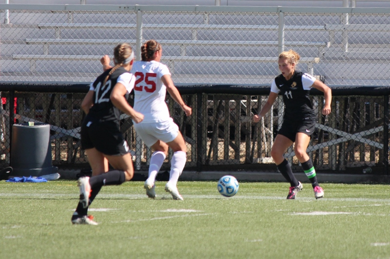 Women's Soccer Wins Seventh Straight, Defeat Ferris State 1-0
