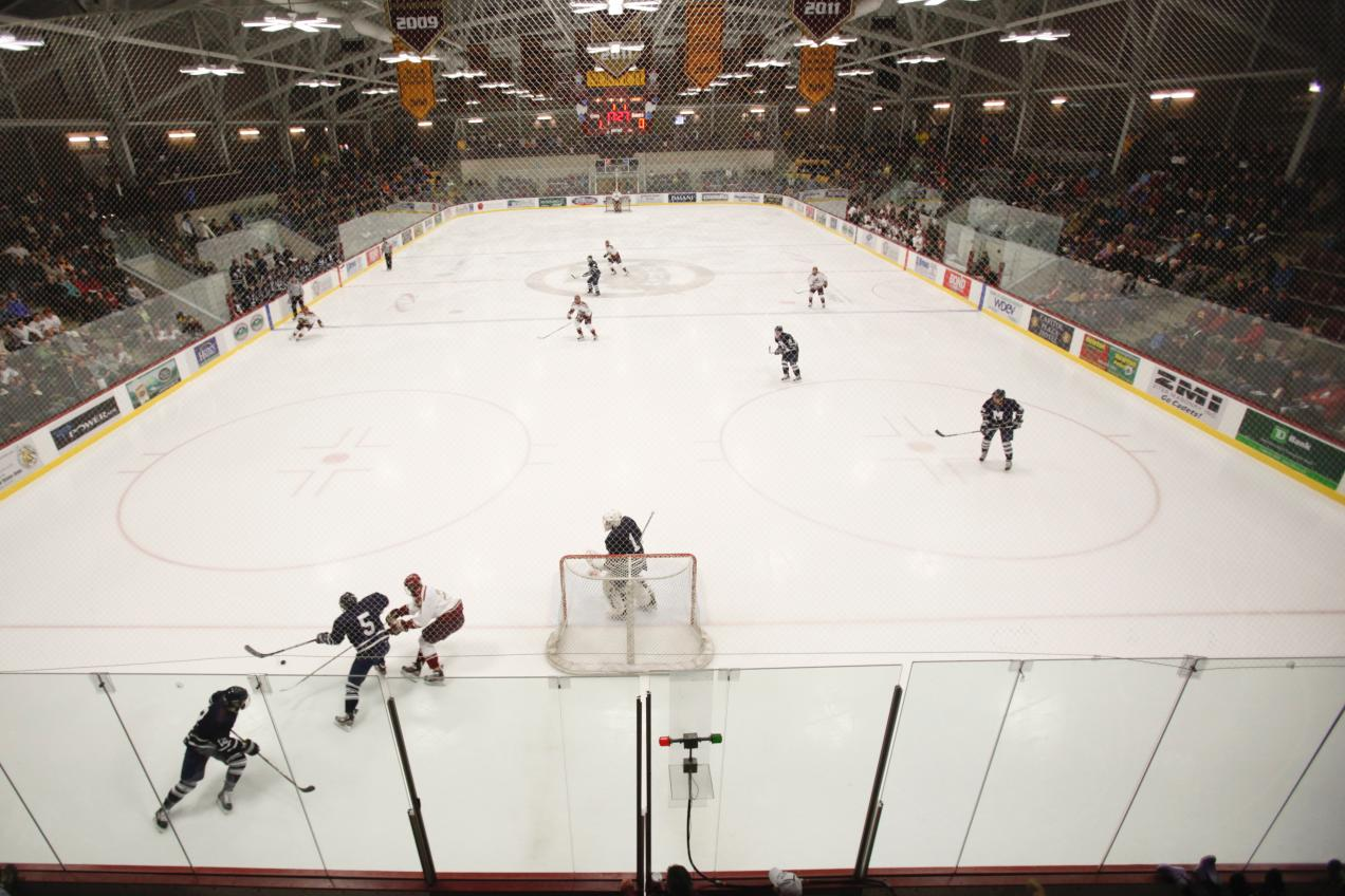 Hockey: Norwich set to host both ECAC East Men and Women's Hockey Championships