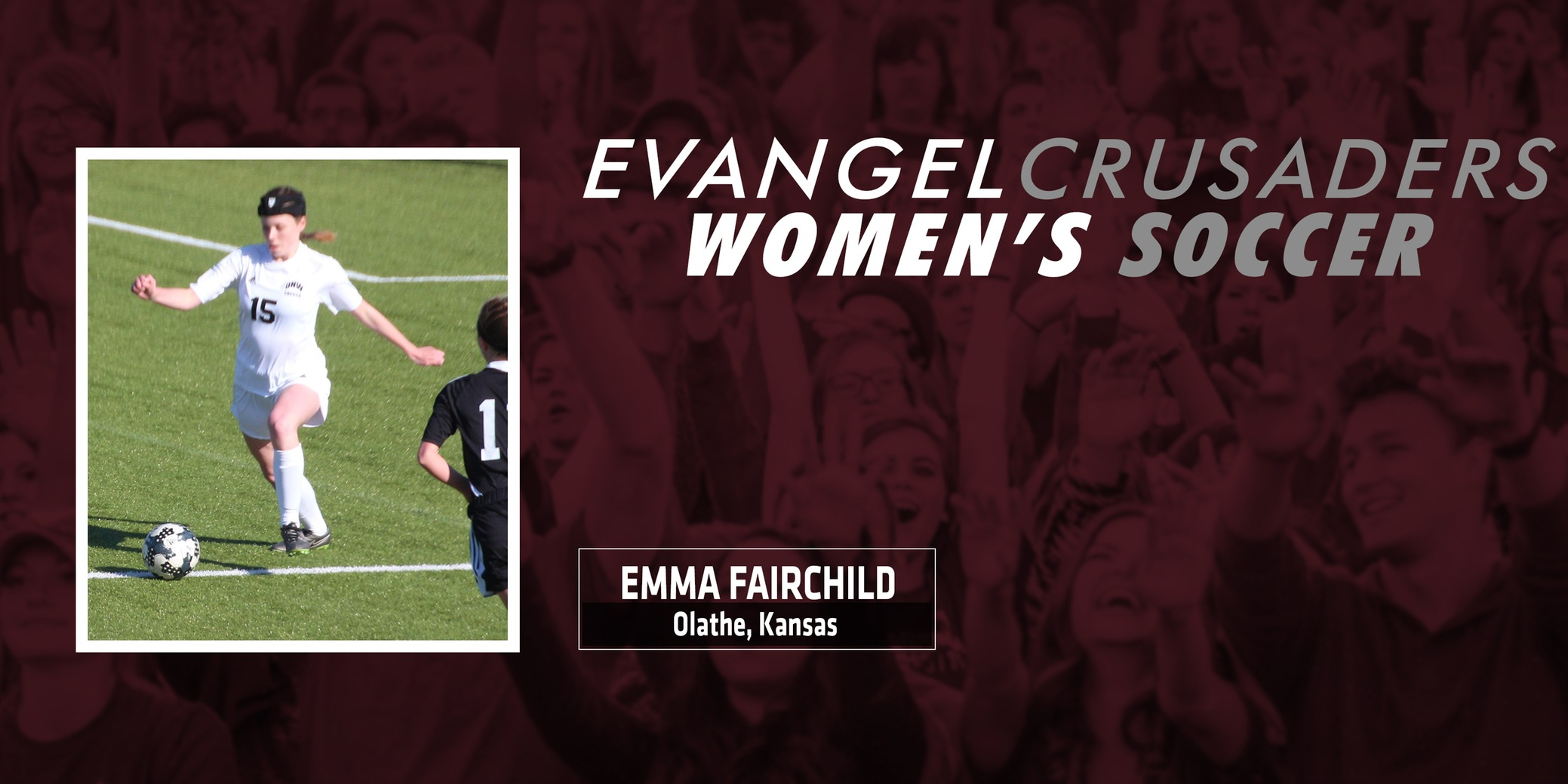 Evangel Women's Soccer Gains Commit From Emma Fairchild for 2019