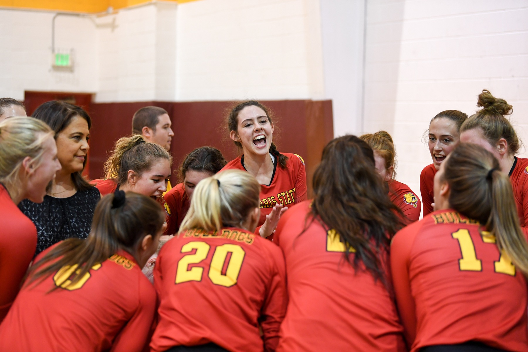 Ferris State Soars Past Wisconsin Parkside To Cap Homecoming Weekend