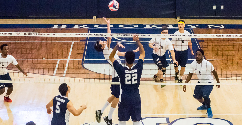 Men's Volleyball Drops Opening Match of Clinton Hill Classic to John Jay