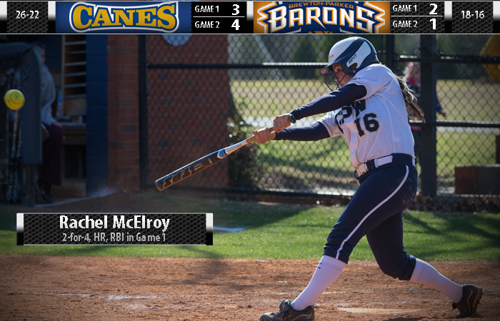 Lady 'Canes Extend Winning Streak, Sweep Brewton-Parker