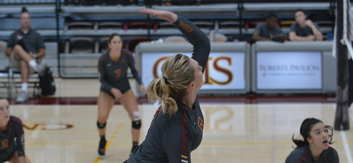 Another Five-Set Thriller Highlights CMS Sweep on Second Day of Trinity Fall Classic