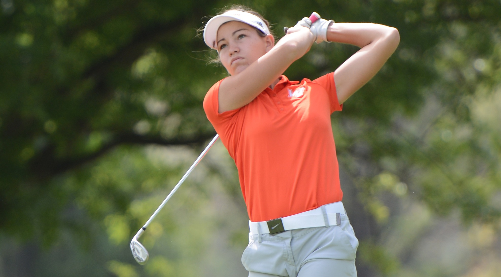 Contreras leads Women's Golf at SCIAC Championships