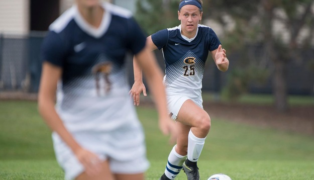 Soccer falls to Blazers, 3-2