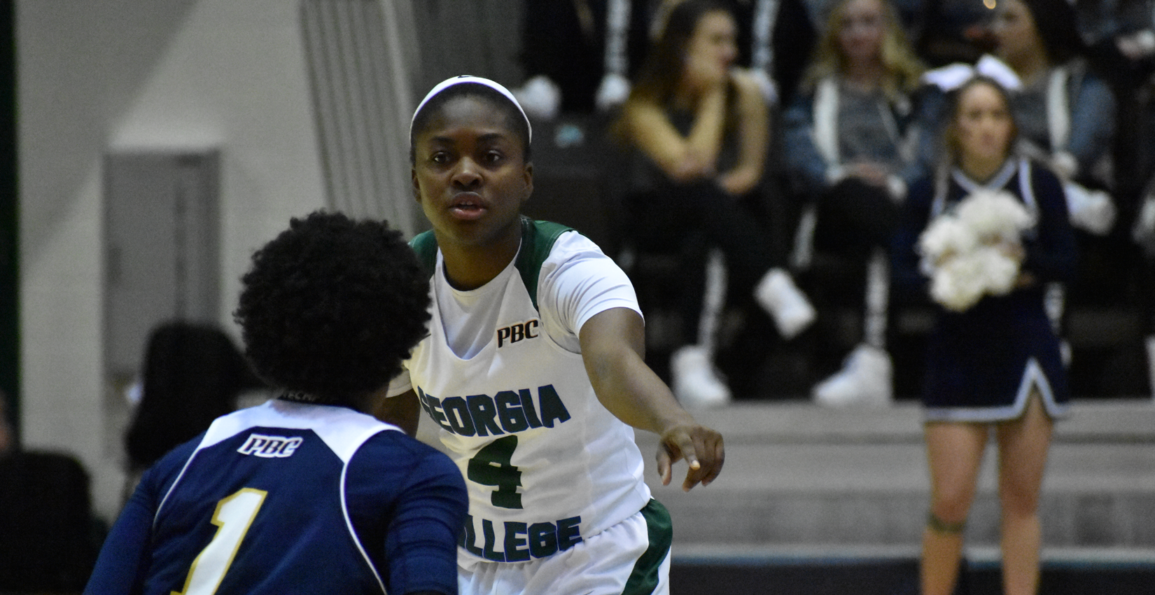 GC Women's Basketball Sixth in Preseason PBC Coaches Poll