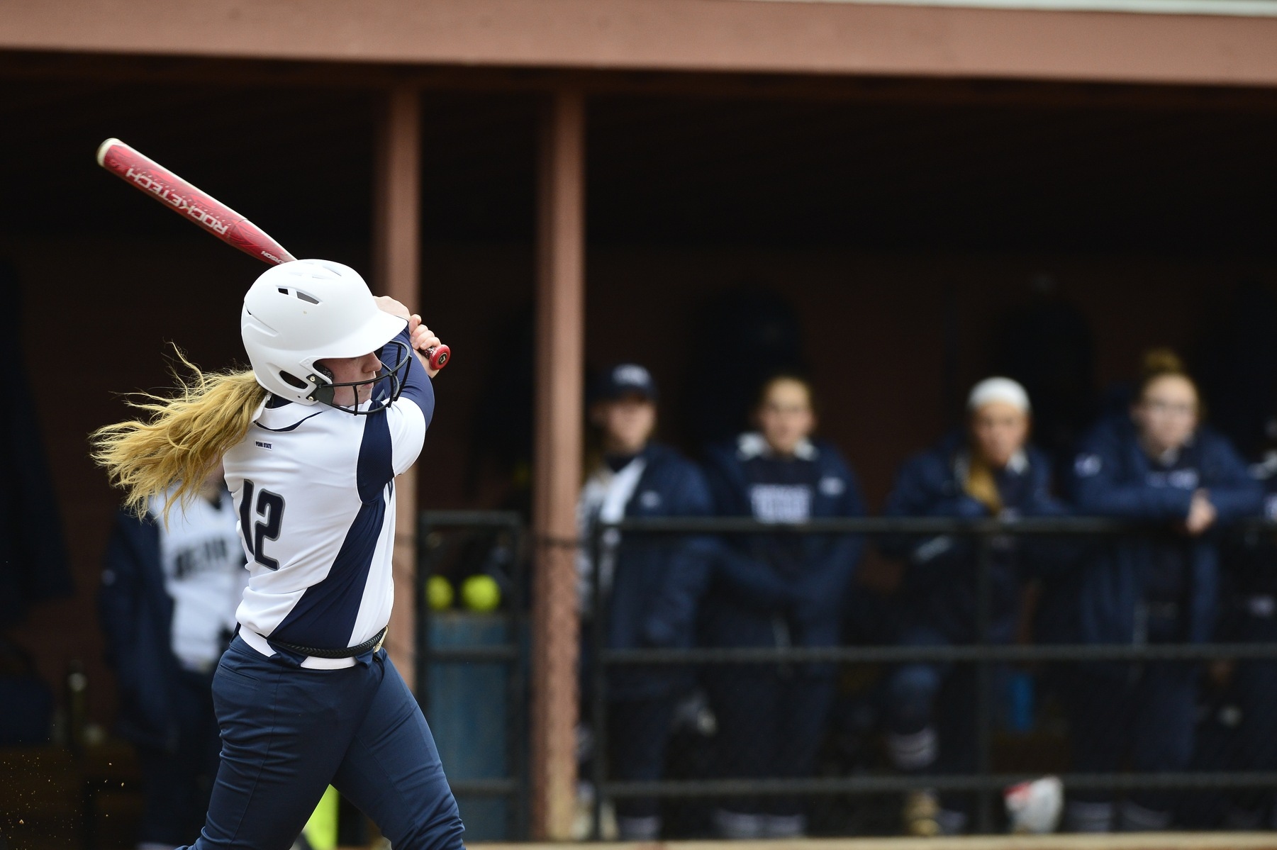Lions Fall To Christopher Newport In Softball