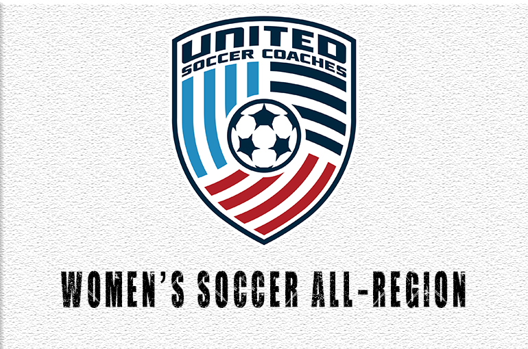 14 Earn United Soccer Coaches All-Region Nods