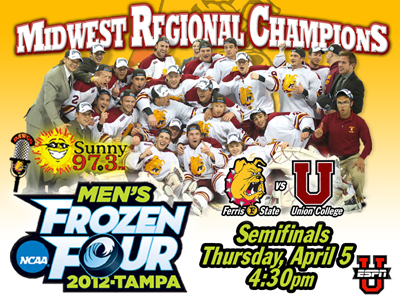 Ferris State Frozen Four Game Notes & Info