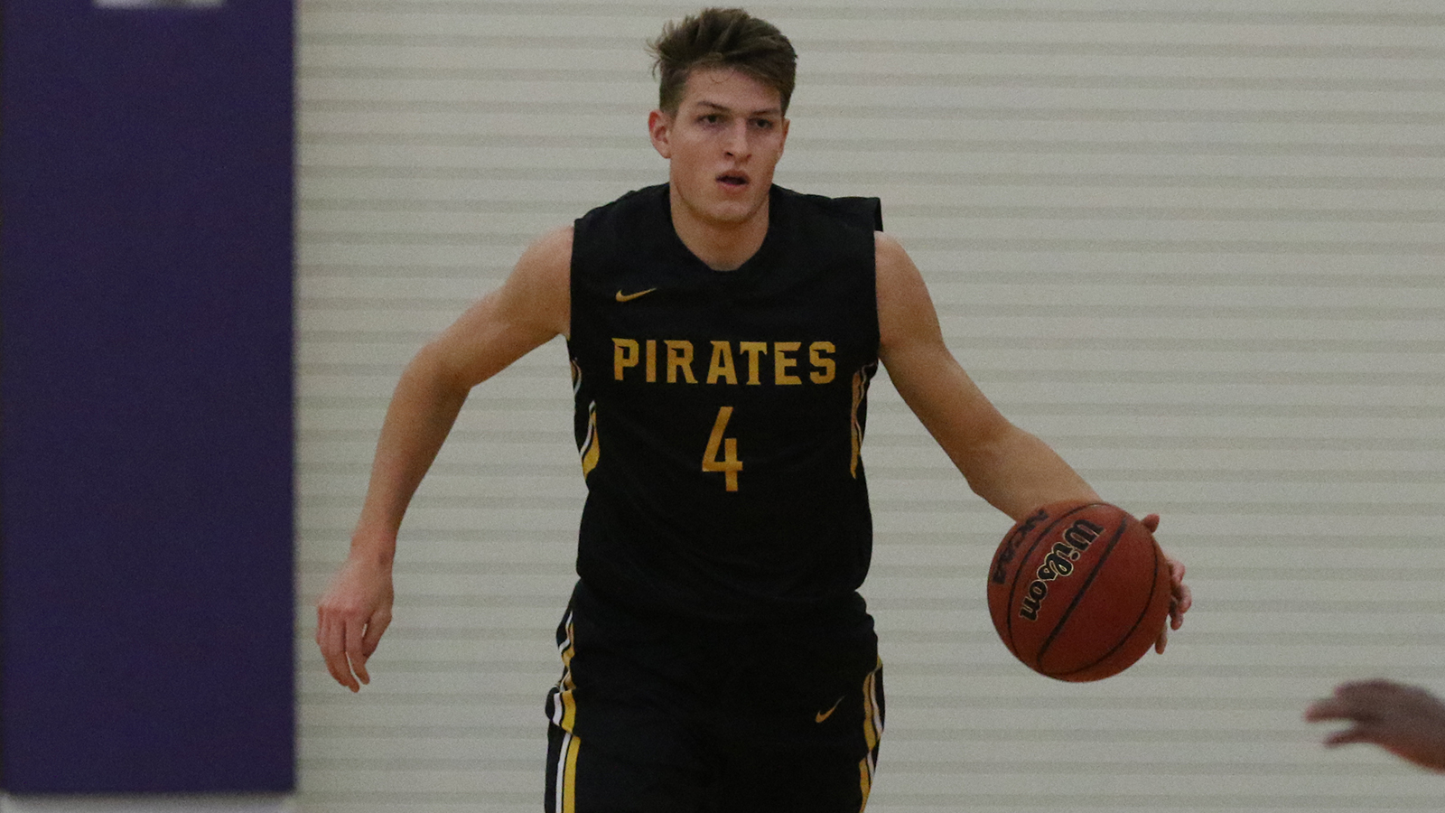 Pirates Can't Slow Down Howard Payne in Road Loss