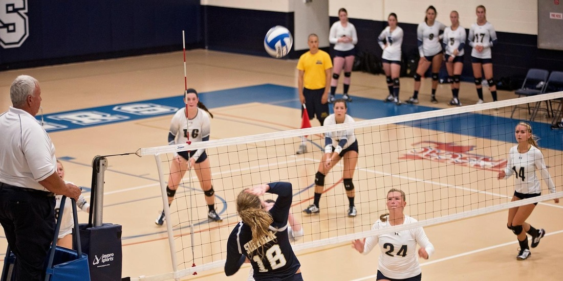 Eastern Nazarene Takes Down Volleyball in Straight Sets