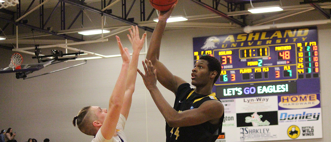 Men's Basketball Drops 80-71 Road Contest At Hillsdale