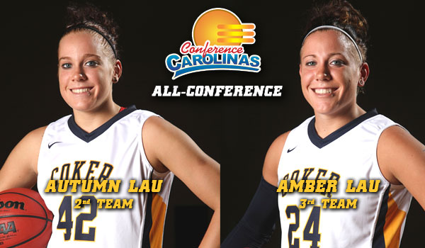 Lau Twins Named All-Conference