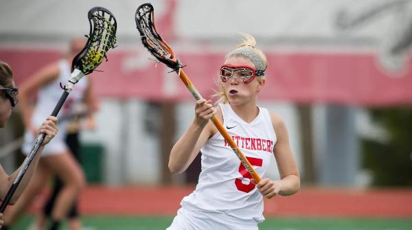 Beth Hubbard and the Tigers have piled up 41 goals in their first two games of the 2014 season. File Photo | Erin Pence