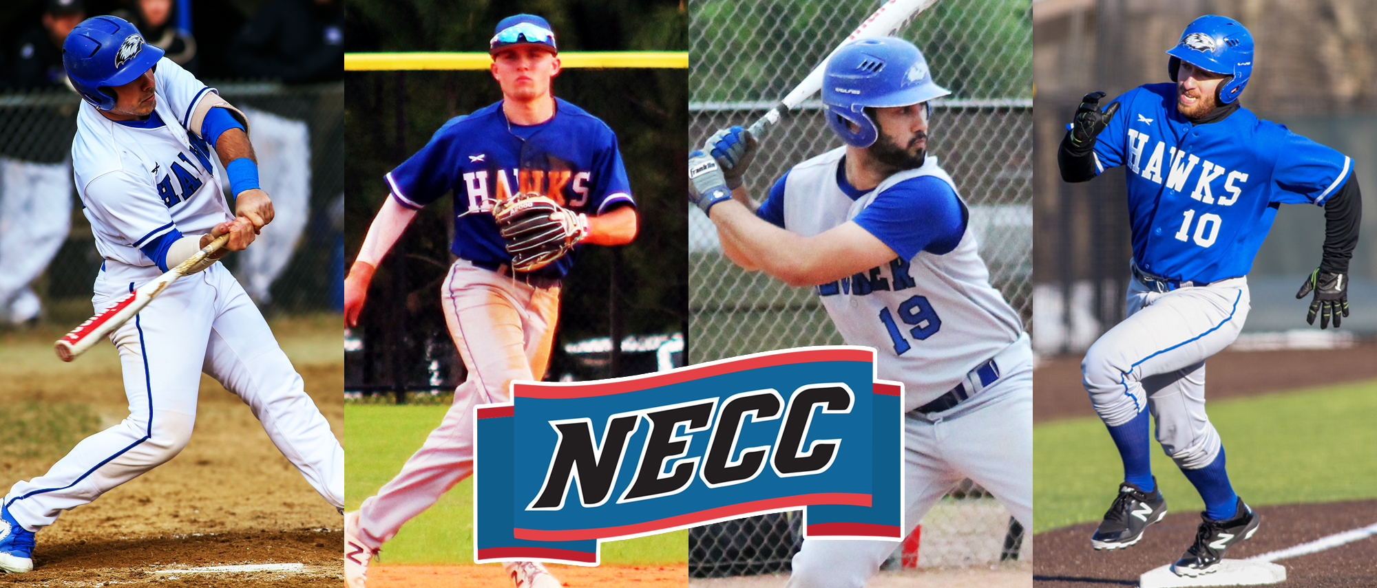 NECC Baseball All-Conference Team