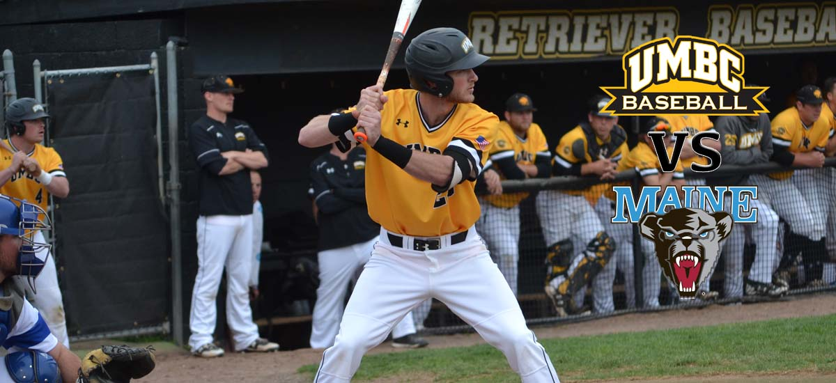 Retriever Baseball Travels to Maine for Final Road Conference Series