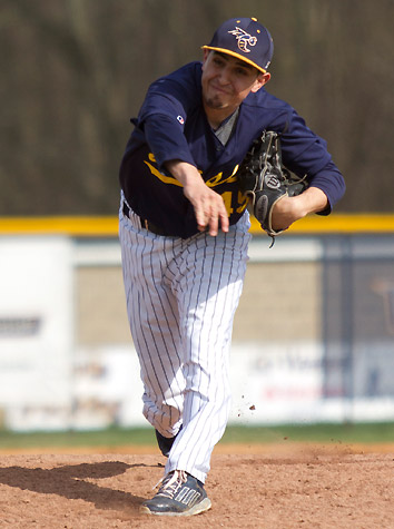 Emory & Henry Baseball Tops Centre, 8-4, Tuesday Afternoon At Home