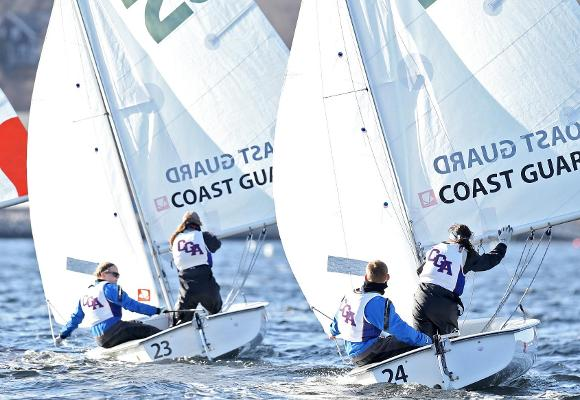 Coast Guard to host New England Team Race Championship