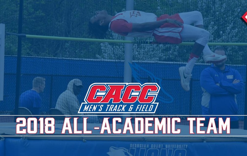 Reese and Tse Earn CACC Men's Track & Field All-Academic Team Honors