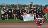 Women's Outdoor T & F, Apr 18