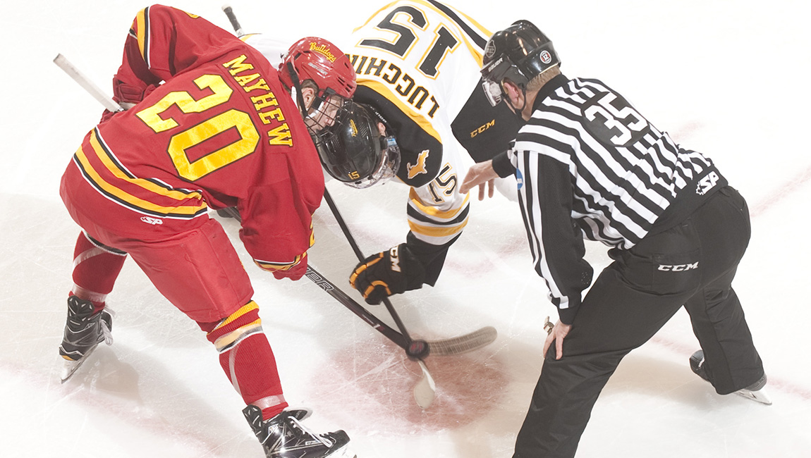 Ferris State Hockey Opens Weekend Road Series Win Impressive Win At Michigan Tech