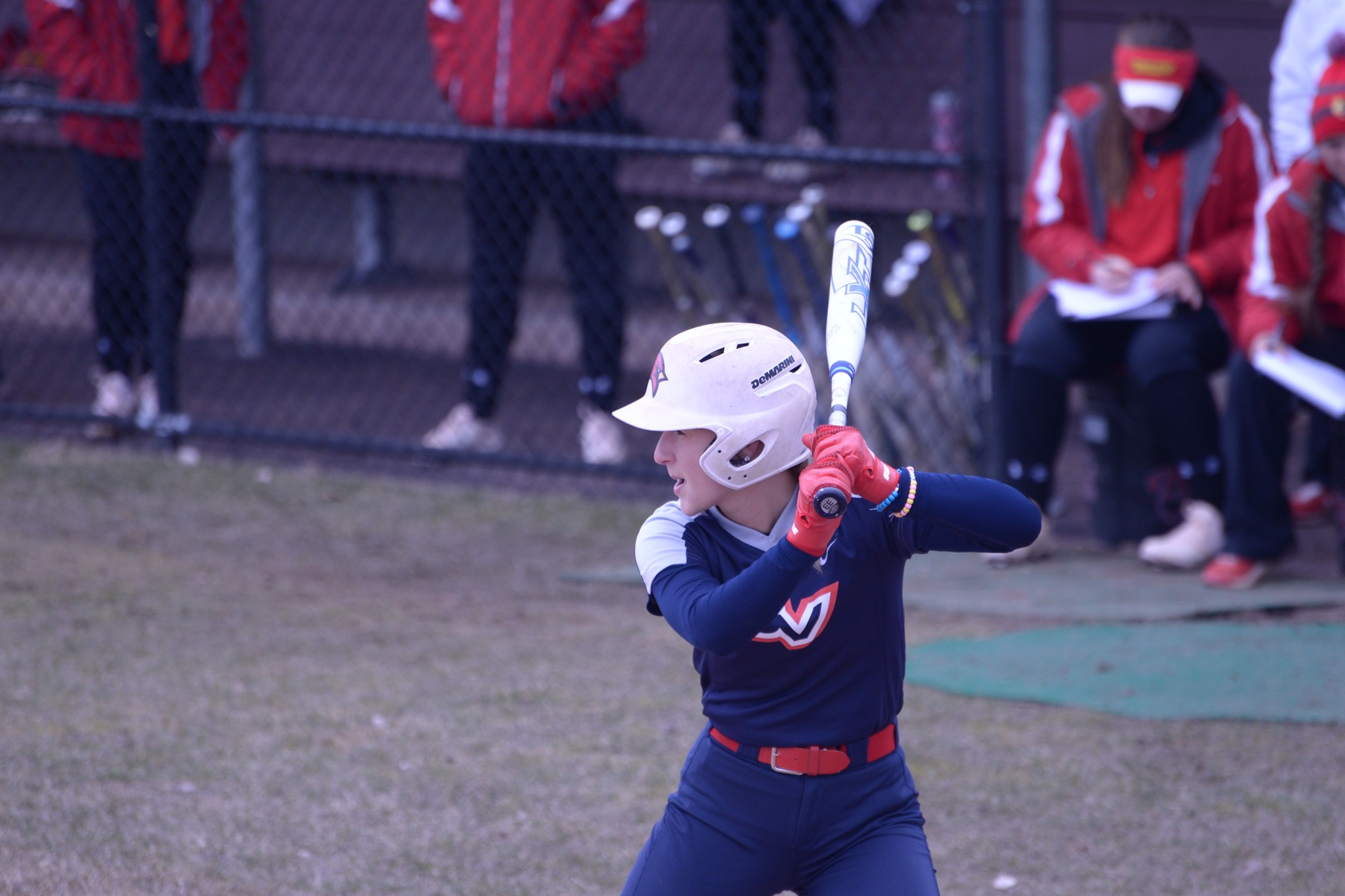 Softball posts Monday split at Lewis University