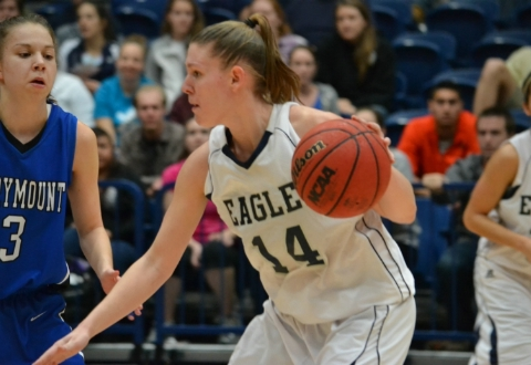 #7 UMW Women's Basketball Defeats Marymount 64-62, Advance to CAC Championship