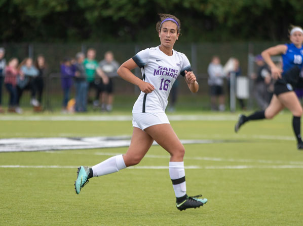 Women's Soccer Bested by Nationally-Ranked Southern New Hampshire