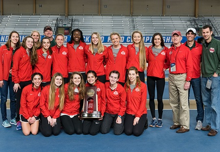 Washington University Women Place Fourth at NCAA Division III Indoor Track and Field Championships