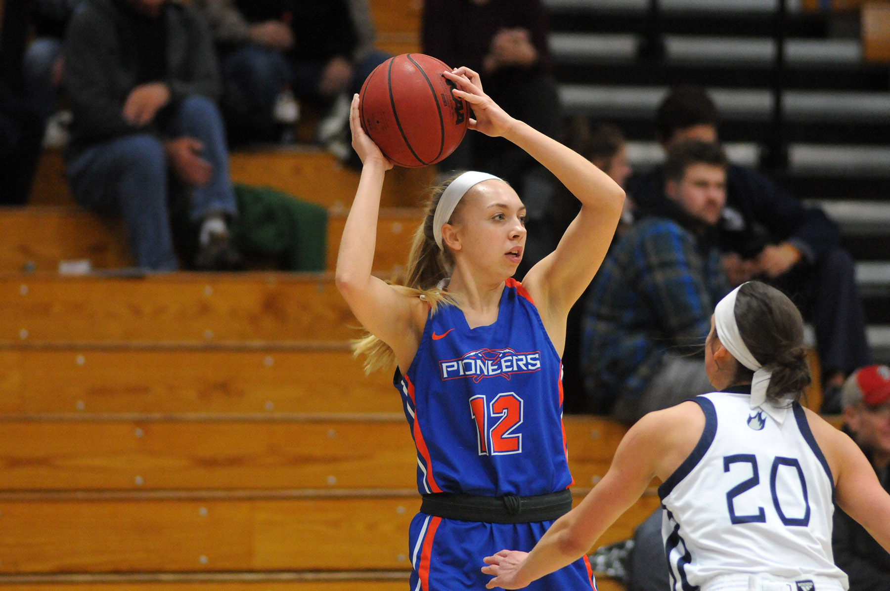 Pioneers eliminated from WIAC Championship
