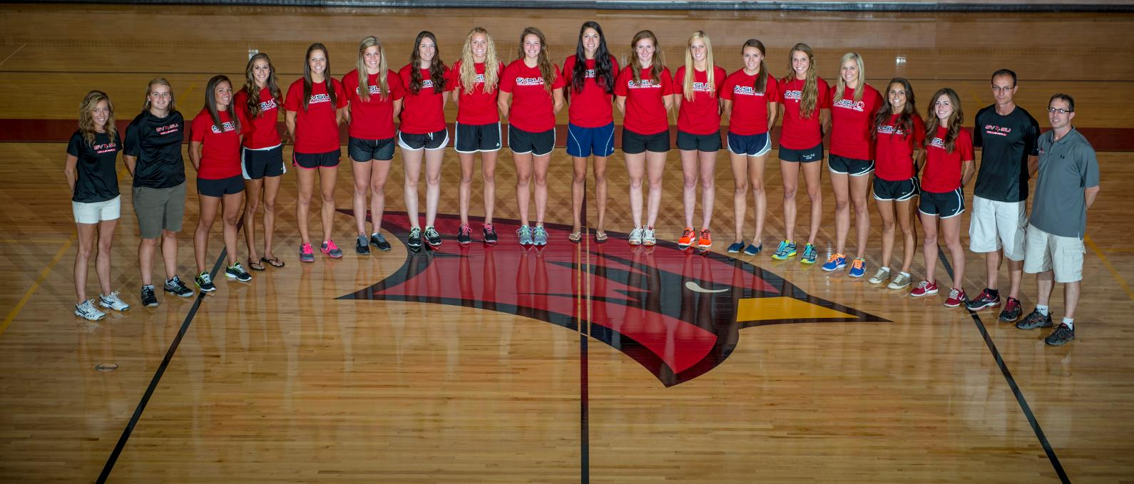 Volleyball Team Recognized for Hard Work in the Classroom