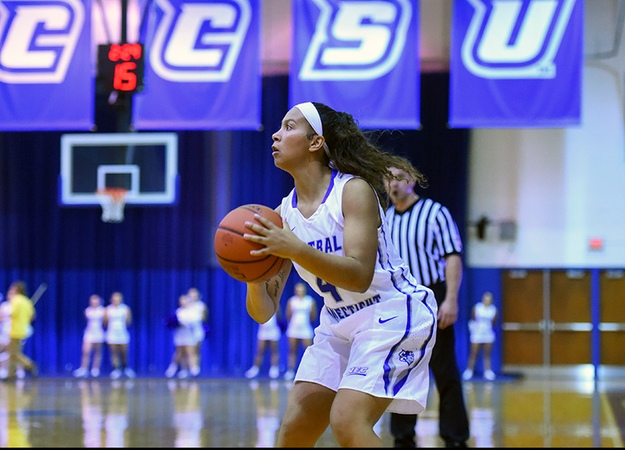 Women's Basketball Drops Season-Opener at WVU on Friday