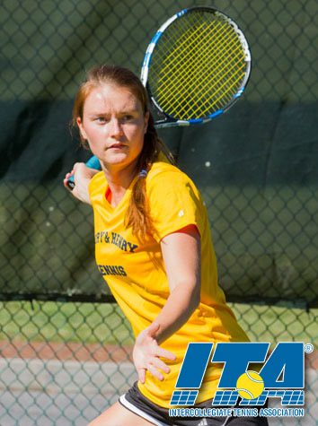 Emory & Henry's Sveva Mazzari Listed In Final ITA Regional Rankings Of The Year