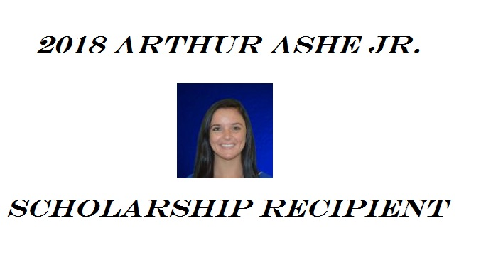 2018 Arthur Ashe, Jr. Sports-Scholar Award
