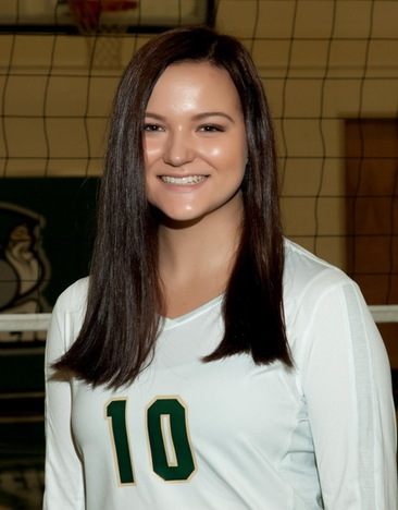 Caitlyn Inman Selected Mon-Dak Volleyball Player of the Week