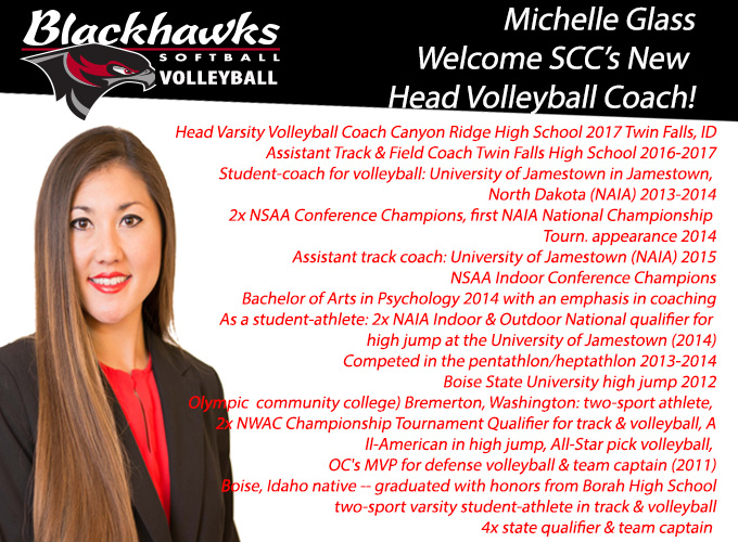 SCC Hires Head Volleyball Coach